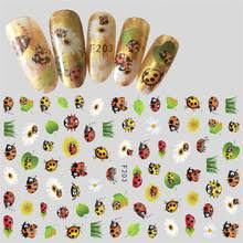 ladybug nail art online shopping the world largest ladybug nail