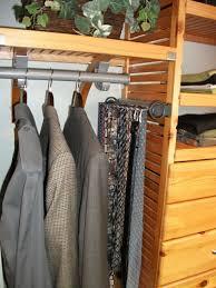 john louis home canada side mount tie u0026 belt rack for 16