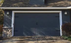 Agave Ironworks Wrought Iron Decorative Garage Door Kits