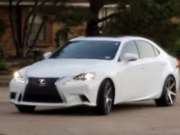 is 350 lexus lexus is f sport ebay