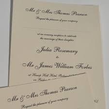 Printing Wedding Invitations Wedding Invitations Thermofast Printing