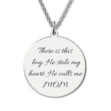 photo engraved necklace online shop wholesale sterling silver personalized photo engraved