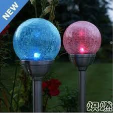 Solar Outdoor Light Fixtures by Aliexpress Com Buy Solar Lights Round Ball Garden Light
