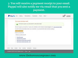 paypal friends family payment tutorial