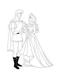pretty princess coloring pages kids coloring