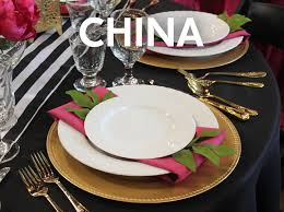 tableware rental party rentals weddings concerts fundraisers to go