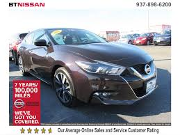 2016 nissan maxima zero to sixty certified pre owned 2016 nissan maxima 3 5 s 4dr car in vandalia