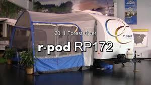 R Pod Camper Floor Plans R Pod Hybrid Travel Trailer By Forest River Popular River 2017