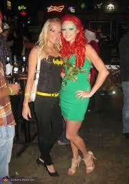 Poison Ivy Halloween Costume Diy Poison Ivy Costume Idea Women
