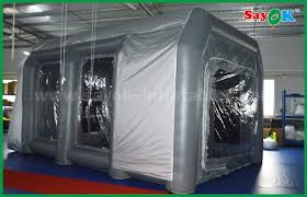 spray paint booth grey large inflatable tent drive in workstation inflatable spray