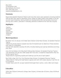 daycare resume exles sle resume for daycare publicassets us