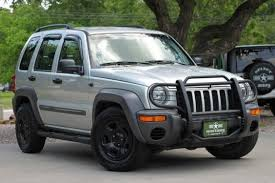 2006 black jeep liberty black rims and brush grill jeep liberty sport jeep jeep