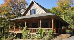 nc mountain cabin acreage