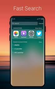 apk ios launcher for ios new iphone x ios 11 style theme apk