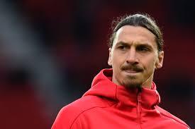 Zlatan Ibrahimovic Zlatan Ibrahimovic Hints At New Manchester United Metro News