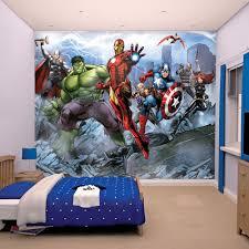 walltastic wallpaper wall murals kids bedroom u2013 peppa avengers