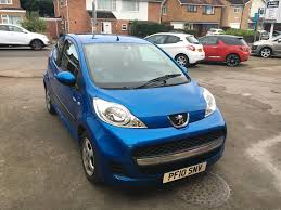 peugeot 107 1 4 hdi for sale used peugeot 107 cars for sale in leicester leicestershire