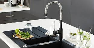 plumbing in a kitchen sink how to remove fit a kitchen tap ideas advice diy at b q