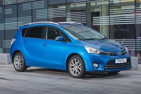 toyota verso 2013 car review honest john