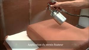 comment teindre un canapé transformation d un canapé nubuck en canapé lisse style service