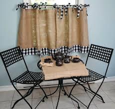 Black Gingham Curtains Black Gingham Curtains Black Gingham Kitchen Curtains Check