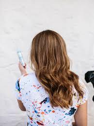 hair tutorial 3 steps for fuller looking hair the effortless chic