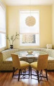 curved bench for round dining table ideas and seating kitchen