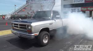 dodge ram 1988 ls2 powered 88 dodge ram smokes all rivals gm authority