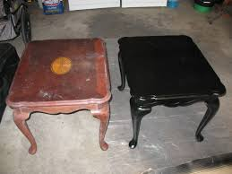 How To Paint Furniture Black by Black Paint For Wood Furniture Descargas Mundiales Com