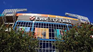 jacksonville monster truck show everbank renew stadium naming rights deal with jaguars for 10