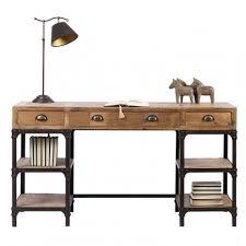 bureau en pin bureau en pin massif montana déco au style chalet