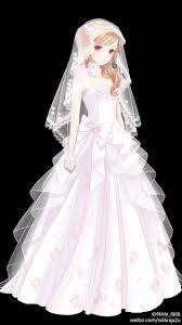 wedding dress anime around the world set warm wedding series xiangfen