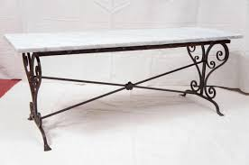 wrought iron coffee table designs pictures