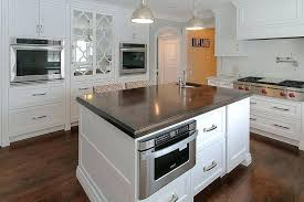 kitchen islands with drawers microwave drawer in island microwave drawer in island kitchen island