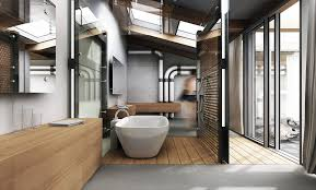 lighting designs for your industrial bathroom