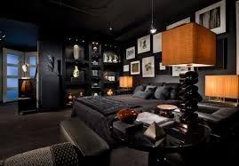 Bedroom Ideas In Red And Black Chic Bedroom In Red Black And White Design Arthouse Baku Red And