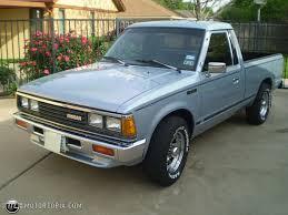 nissan trucks black 1986 nissan truck id 26829