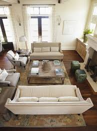 Two Seater Sofa Living Room Ideas Why You Should Arrange Two Identical Sofas Opposite Of Each Other