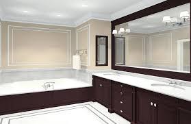 How To Frame Bathroom Mirror Bathroom Design Freshbathroom Mirror Ideas Bathrooms Design