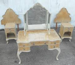 queen anne style bedroom furniture antique queen anne style bleached walnut bedroom set sold