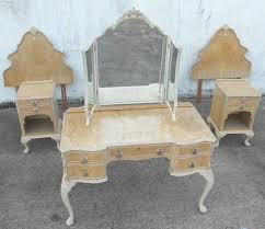 queen anne bedroom set antique queen anne style bleached walnut bedroom set sold