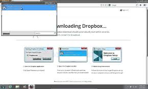 how to run multiple dropbox accounts simultaneously in windows
