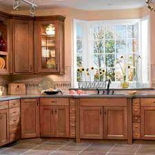 Two Toned Kitchen Cabinets As Kitchen Remodel Kitchen Ceiling Fan And Granite Countertops With