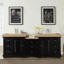 Vanity For Bathroom Modern Silkroad Exclusive 90