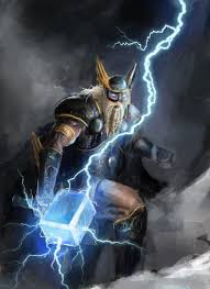 myth movie magical weapons class with thor social atl