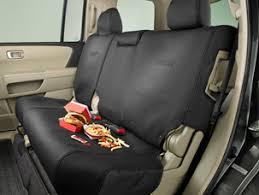 honda store 2014 pilot seat covers rear