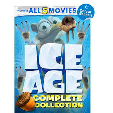 ice age complete collection ice age meltdown dawn