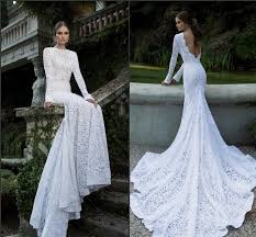 robe de mariã e manche longue dentelle robe de mariée dos nu semi nu et en dentelle 70 designs