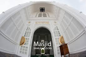 design masjid indah masjid ramlie musofa sunter news plimbi social journalism