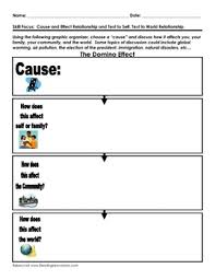 32 best cause and effect images on pinterest teaching ideas